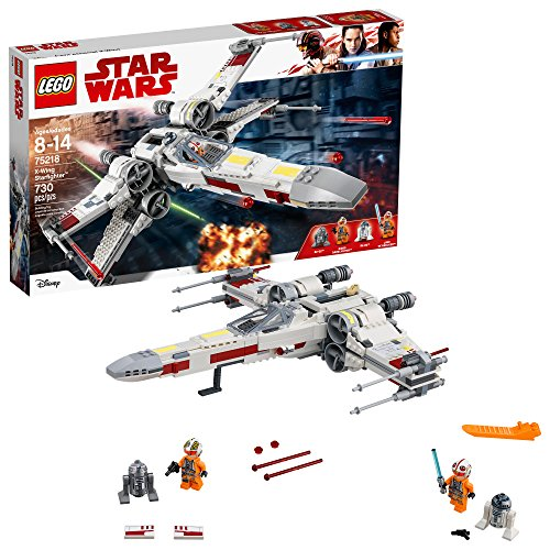 Wing Starfighter - LEGO Star Wars X-Wing Starfighter 75218