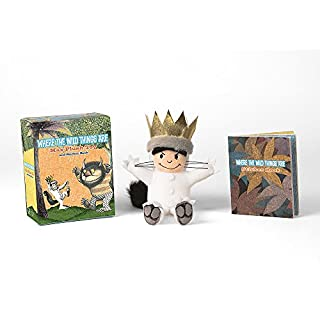 Where the Wild Things Are: Max Plush Toy and Sticker Book (RP Minis)
