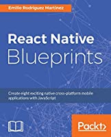 React Native Blueprints Front Cover