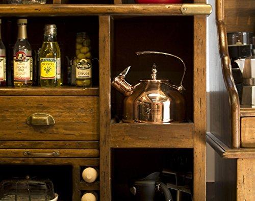 Chantal Copper Classic Teakettle-1.8 Quart by Chantal (Image #7)
