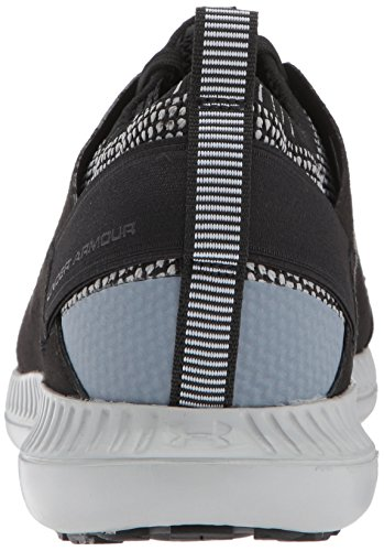 Under Armour Men's Threadborne Shift Running Shoe Black (004)/Overcast Gray sale under $60 100% authentic sale online clearance newest pay with paypal for sale lowest price MdEDKZh