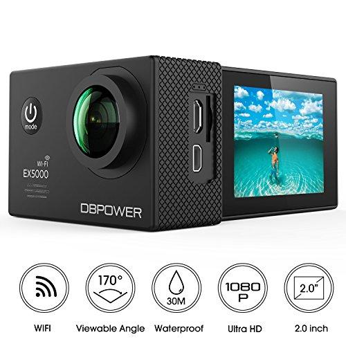 DBPOWER EX5000 Action Camera
