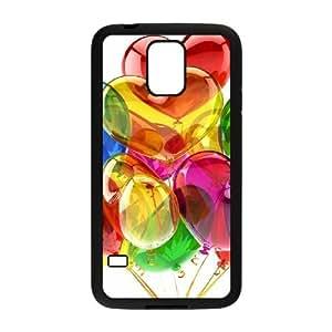 SHJFDIYCase Design DIY Happy Balloons Best Phone Case for SamSung Galaxy S5 I9600, DIY Phone Case SHJF-508725