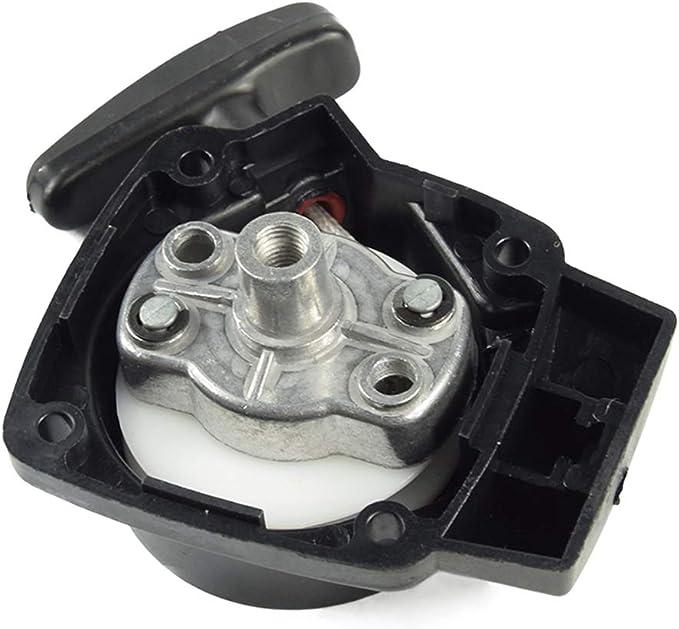 BESTOMZ Tirador Minimoto Aluminio Arranque para 34F Ciclomotor ...