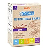 KAV ENCORE Nutritional Shake, Chai, 5 Count For Sale