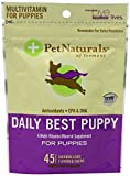 Pet Naturals of Vermont Daily Best Puppy 45 Count Bone-Shaped Chews