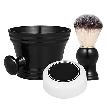 Anself Shaving Set Beard Shaving Tools Shaving Mug Bowl Shaving