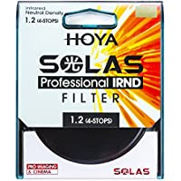 Hoya SOLAS IRND 1.2 62mm Infrared Neutral Density Filter