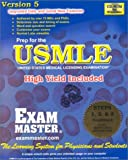 USMLE Steps 1, 2, and 3 Combined, Exam Masters Corporation Editors, 1581290675