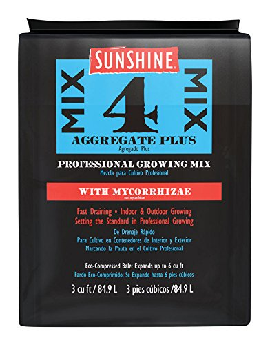 Sunshine Growing Mix With -