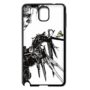 TOSOUL Custom painting Edward Scissorhands Phone Case For Samsung Galaxy note 3 N9000 [Pattern-4]