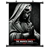 Paranormal Activiy: The Marked Ones Movie Fabric Wall Scroll Poster (16'' x 24'') Inches