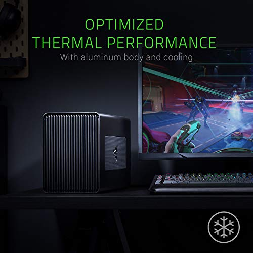 Razer Core X External Graphics Card Enclosure with