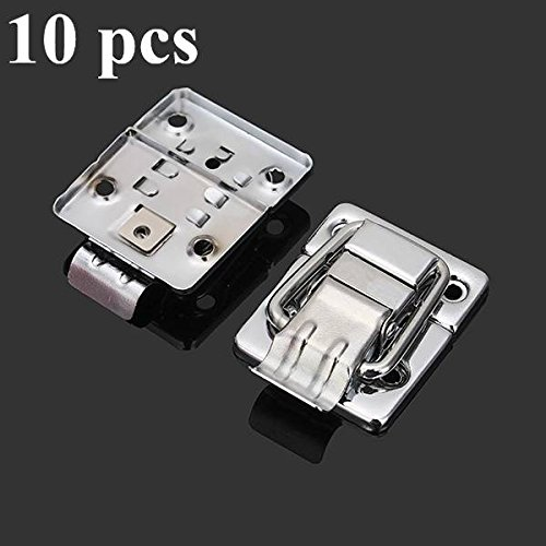 Pc Tools Av (C&C Products 10 pcs Chrome Toggle Latch For Chest Box Case Suitcase Tool)
