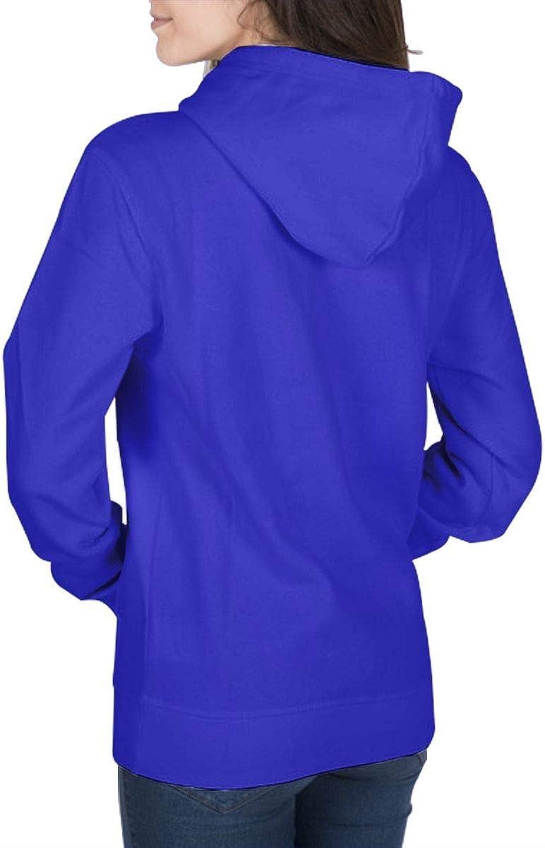 KinHui Womens Gumball Family Hoodies New for Women Sweatshirt Black