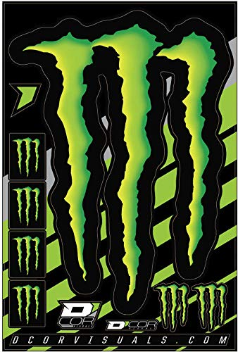 DCOR 40-90-103 Monster Claw Decal Sheet