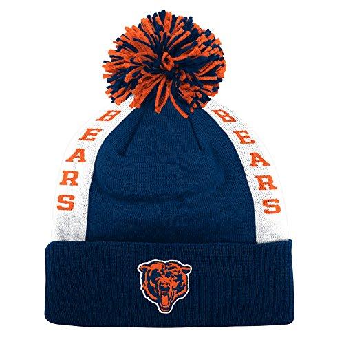 繊毛制限被るChicago Bears Mitchell & Ness NFL「サイドバー