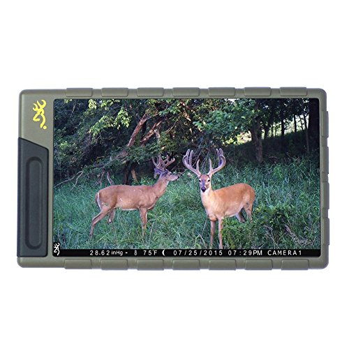 Browning Trail Camera SD Card Viewer with 7