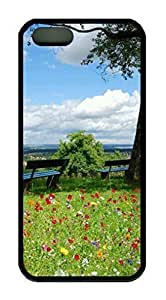 Beautiful View Theme Case Cover For SamSung Galaxy Note 4 PC Material kRZoJei8bPs Black