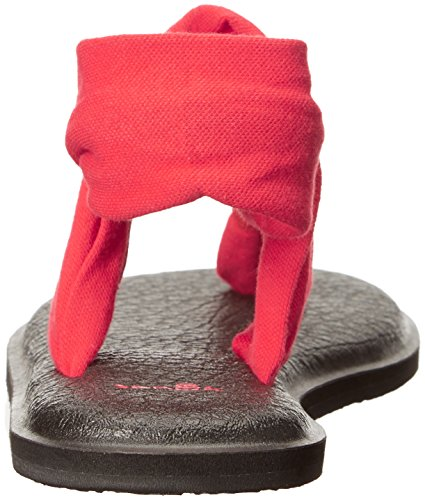 Flip Flop Sling 2 Sanuk Red Bright Women's Yoga ftEIEwxXq