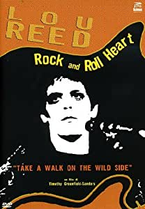 Lou Reed - Rock And Roll Heart [Italia] [DVD]