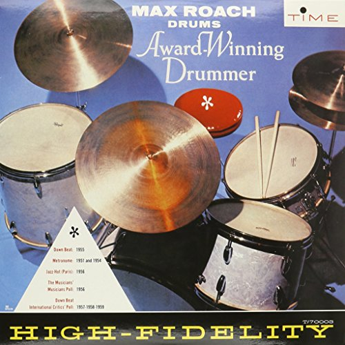 Award Winning Drummer [Vinyl]