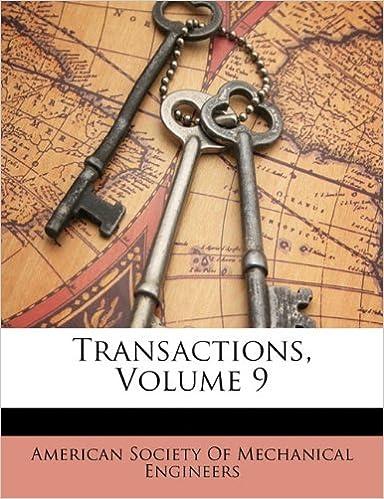 Télécharger un livre audio gratuit Transactions, Volume 9 1148467602 PDF