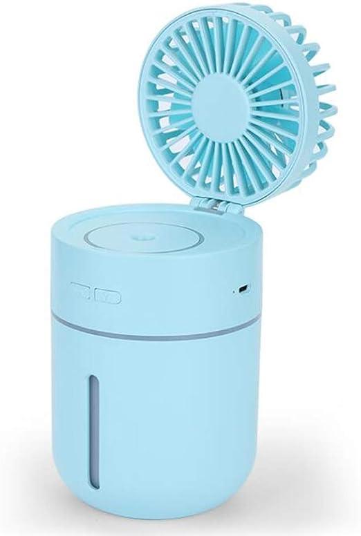 MXD Mini humidificador de Ventilador Compacto de una Pieza ...