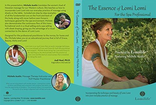 The Essence Of Lomi Lomi Training Dvd
