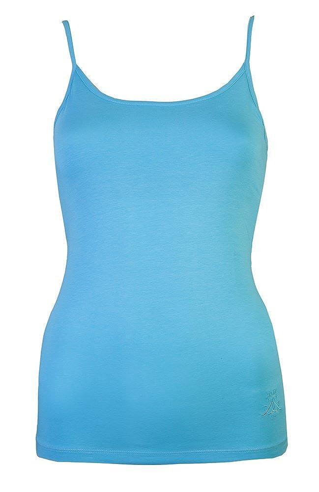 yoga Camiseta musculosa para mujer para el gimnasio playa con forro sujetador de apoyo danza