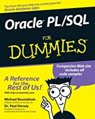 Find tips for creating efficient PL/SQL code If you know a bit about SQL, this book will make PL/SQL programming painless! The Oracle has spoken—you need to get up to speed on PL/SQL programming, right? We predict it'll be a breeze with this ...
