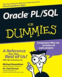 Image of the product Oracle PL / SQL for that is listed on the catalogue brand of Brand: For Dummies.