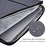 14 15 Inch Water-Resistant Laptop Briefcase Sleeve