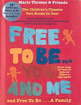 Free to Be a Family 0553052357 Book Cover