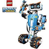 LEGO Boost Creative Toolbox 17101 Fun Robot Building Set...