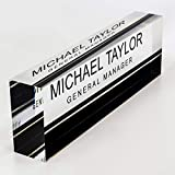 Artblox Office Desk Name Plate Personalized