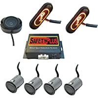 Crimestopper Safetyplus(Tm) Universal Front & Rear Blind-Spot Detection System Product Type: Large Vehicle/Rv/Suv Observation/Large Vehicle/Rv/Suv Observation