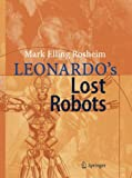 img - for Leonardo's Lost Robots book / textbook / text book