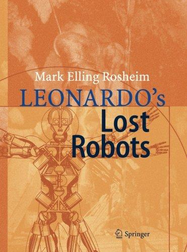 Read Online Leonardo´s Lost Robots ebook