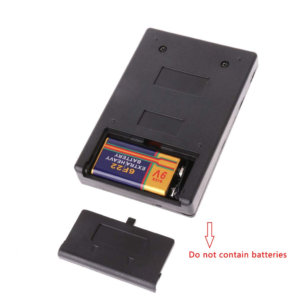 Exing TM-902C Sonde 1300 Termometro Digitale da Interno//Esterno