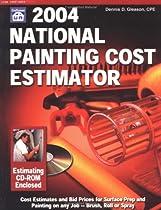 2004 National Painting Cost Estimator