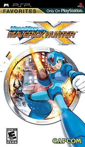 Mega Man Maverick Hunter X - Sony PSP by Capcom