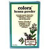 Colora Henna Veg-Hair Redsnset 60 ml (Case of 6)