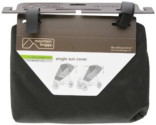 Buggy Sun Protection - Mountain Buggy Urban Jungle/Terrain Sun Cover, Mesh