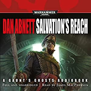 Salvation's Reach Audiobook