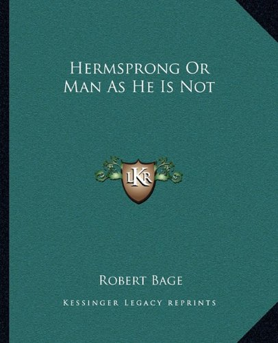 Read Online Hermsprong Or Man As He Is Not ebook