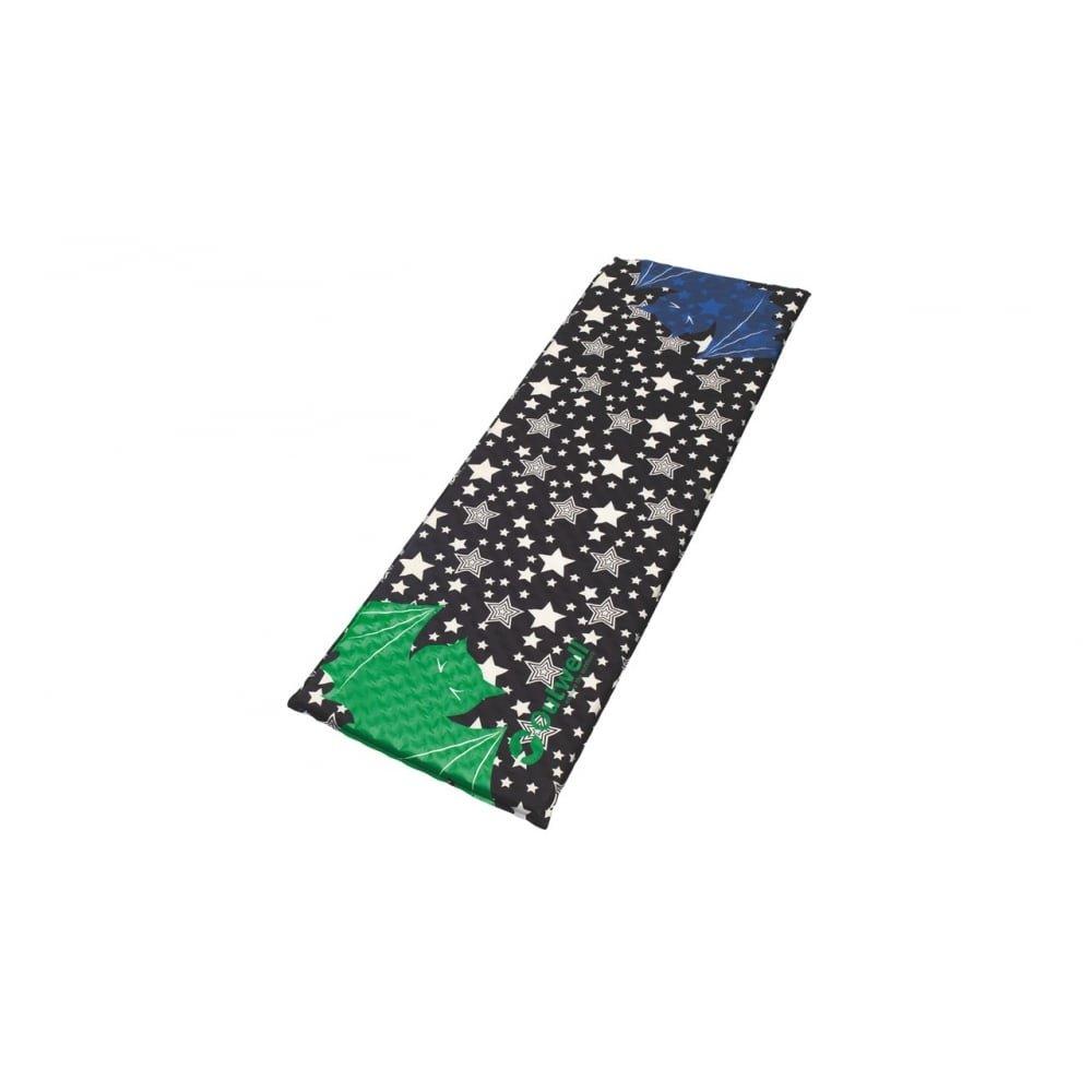 Outwell Batboy - Enfant - blanc/noir tapis de sol autogonflant B00BH1H0LI