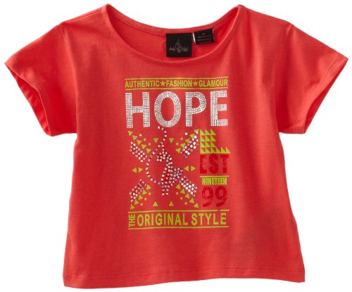 Baby Phat - Kids Little Girls' Print & Sequin Tee