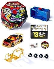 Majorette Tune Ups Series 1 Speelgoedauto van metaal voor het tunen met 7 verrassingen