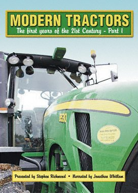 Modern Tractors: The First years of the 21st Century - Part 1 DVD